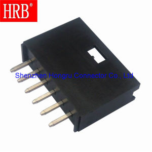 Hrb Brand 2.54 Pitch Electronic Header Connector pictures & photos