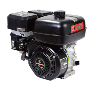 1-Cylinder 4-Stroke Aircool Gasoline Engine (168F-1) pictures & photos