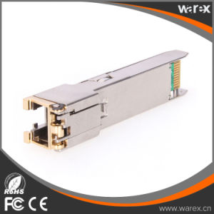 1000BASE-T SFP Mini-GBIC Optical Transceiver RJ-45 Copper pictures & photos