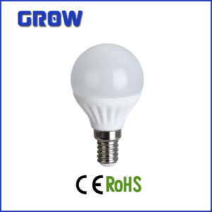 Mini Globe Ceramic G45 P45 LED Light Bulb (GR801) pictures & photos