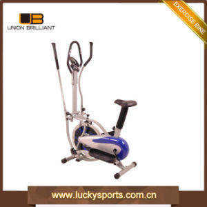 Home Indoor Fitness Exercise Cross Trainer Elliptical Orbitrek Bike pictures & photos