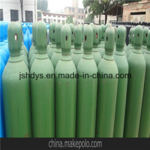 Seamless Steel Oxygen Hydrogen Argon Helium CO2 Gas Cylinder CNG Cylinder (GB5099) pictures & photos
