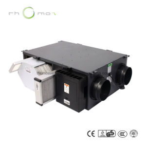Heat Recovery Air Conditioning Ventilator with SGS Heat Exchanger (THE350) pictures & photos