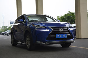 Smart Running Board for Lexus Nx with Ce Certification pictures & photos
