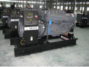 12kw-150kw Open Type Air-Cooled Deutz Diesel Generators (AD12-AD150) pictures & photos