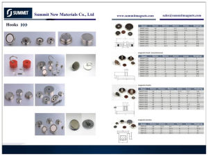 All Kinds of Hook Magnet and Tooling Magnets pictures & photos
