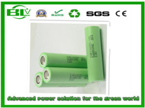 1500mAh 3.7V Electric Toys Li-ion Batteries Samsung Icr18650 15L pictures & photos