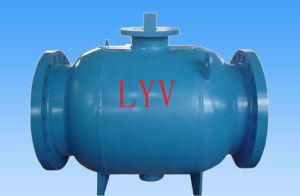 Fully Welded High Pressure Stainless Steel Ball Valve pictures & photos