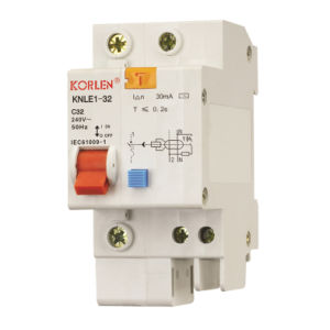 Residual Current Circuit Breaker (KNL1-32) pictures & photos