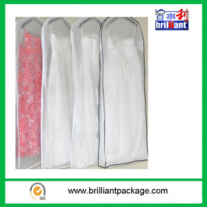 Garments Bags Wedding Dress Covers with Handle Bag pictures & photos
