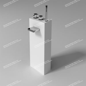 2015 New Solid Surface Bathroom Fitting (JZ3201)