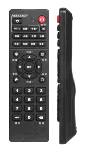Precision TV Remote Control Learning Function Set Top Box Remote Control pictures & photos