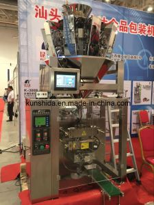 Multiheads Weigher Collar Food Packaging Machine pictures & photos
