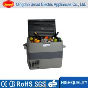 Ce/CB/SAA DC12V Portable Compressor Mini Car Cooler Box pictures & photos