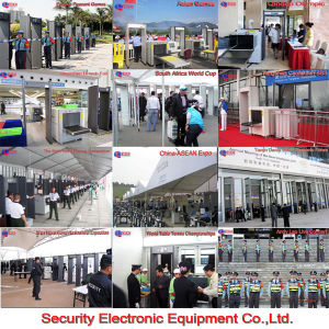 X Ray Security Inspection Machine for Hotel Baggage Scanner AT5030C pictures & photos