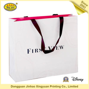 White Lauxury Clothing Bag for Big Brand