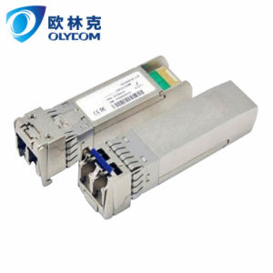 10g SFP Optical Fiber Transceiver, Duplex, LC, 1310nm