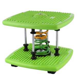 Green Color Dancing Equipent with LED