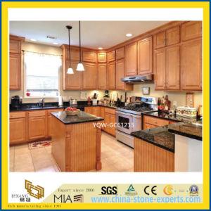 Cheap Black Granite Table Top Kitchen Interior Decoration pictures & photos