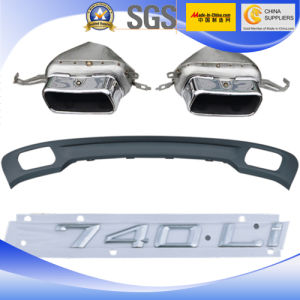 High Quality Exhaust Tail Throat Kit pictures & photos