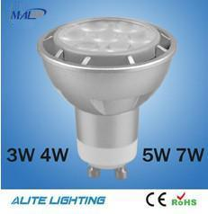 CE Approved Gu5.3 LED 12V MR16 LED Lamp SMD LED Spotlight (AS01-3W)