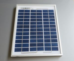 5W 18V Polycrystalline Solar Panel Used for 12V Home System pictures & photos