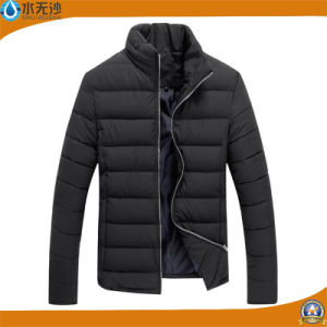 Factory Casual Winter Padded Jacket Fashion Warm Bomber Jacket pictures & photos