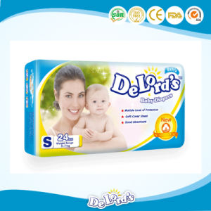 Factory Disposable Baby Diapers pictures & photos