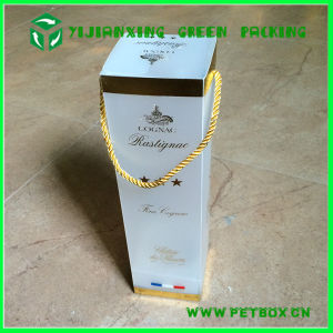 Plastic 0.5mm PP Packaging Box for Red Wine