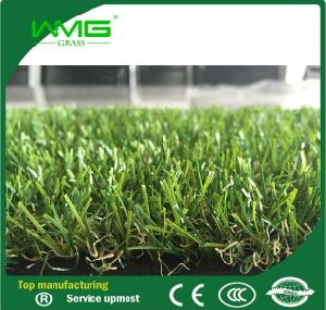 Favorites Compare Artificial Grass, Four Colors Garden Grass pictures & photos