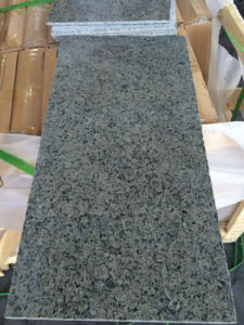 Cheap Green Granite Tile pictures & photos