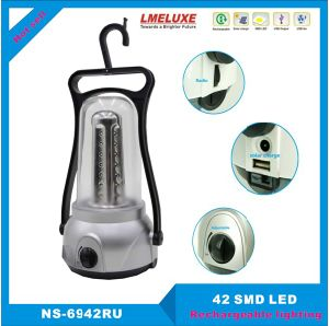 42 PCS SMD LED Rechargeable Lighting pictures & photos