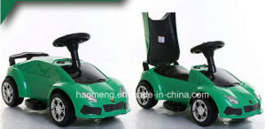 Four Wheel Kids Electric Swing Car with Music pictures & photos