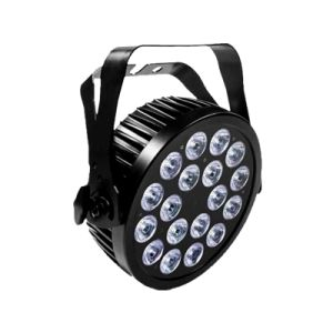 Imported 18PCS New Flat Slim Waterproof LED Outdoor PAR Light pictures & photos