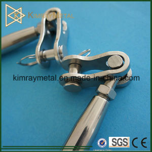 Stainless Steel Closed Body Toggle Rigging Screw Turnbuckle pictures & photos