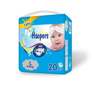 Hot Sell Disposable Baby Diaper with OEM Brand