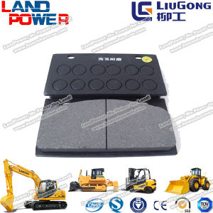 Wheel Loader Brake Pads /Liugong Wheel Loader Spare Parts pictures & photos