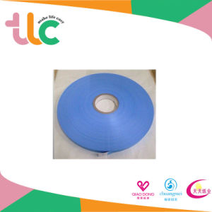 Sanitary Napkins Raw Materials- PP Tape/Reseal Tape pictures & photos