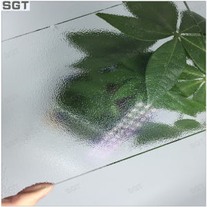 Toughened Glass Super White Glass 10mm for Shower Door/Screen with Ce pictures & photos