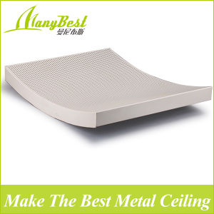 Customized Size Wave Design Aluminum Ceiling Panel pictures & photos