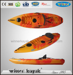Plastic Sit on Top Kayak (PURITY I) pictures & photos