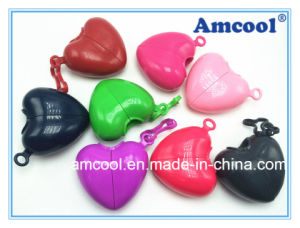 Heart Dog Poop Bag Dispenser Plastic /Pets pictures & photos