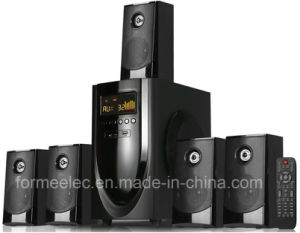 Subwoofer 5.1CH Home Theater Speaker with Bluetooth Remote pictures & photos