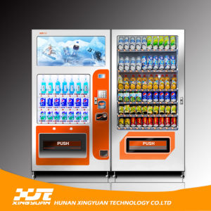 Hot Selling Widely Use Tee Coffee Vending Machine pictures & photos