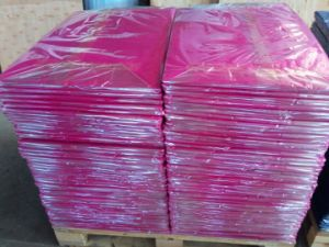 Fsc FDA China Factory Food Grade Wrapping Paper in 28GSM pictures & photos
