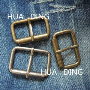 Hot Sale Beautiful Design Metal Roller Buckle for Decoration pictures & photos