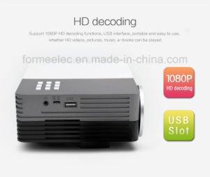 Digital Mini Projector LED Portable Projector pictures & photos
