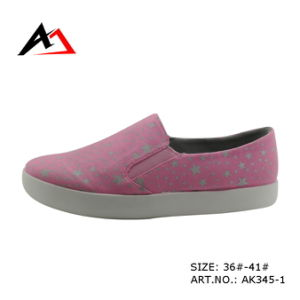 Injection Hottest Cheap Printing School Shoes Sports for Women (AK345) pictures & photos
