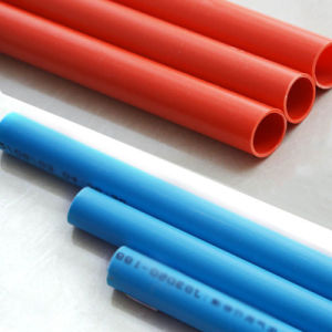 High Quality PVC Pipe 600mm pictures & photos