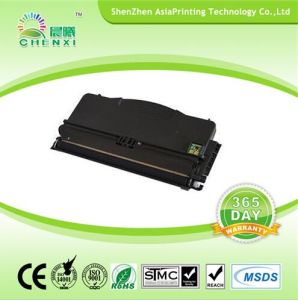 Compatible Black Toner Cartridge for Lexmark E120n pictures & photos